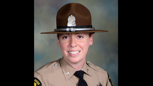 Illinois state trooper fatally struck on roadside during highway traffic stop