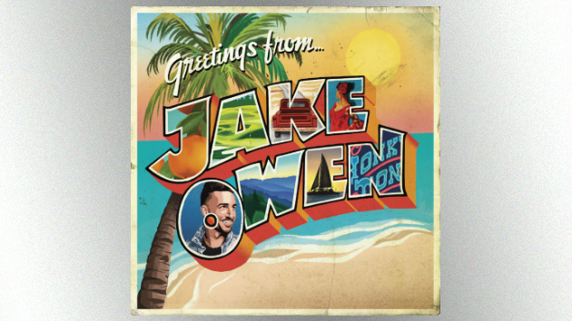 "Jake Owen is ""all over the map"" on ""Greetings from... Jake"" -- and that's exactly how he likes it"