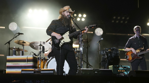 "Chris Stapleton makes a cameo on ""Game of Thrones"""