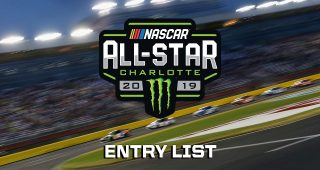 NASCAR All-Star Race Entry List