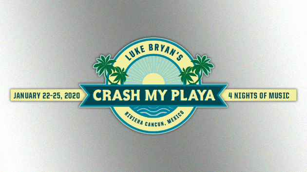 Luke Bryan invites Jason Aldean to Crash My Playa in 2020