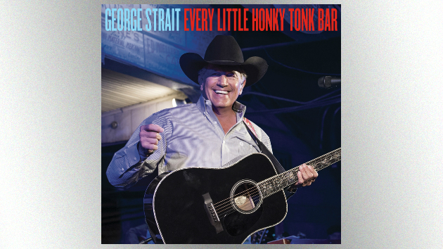 "Watch now: George Strait turns arenas into ""Every Little Honky Tonk Bar"""