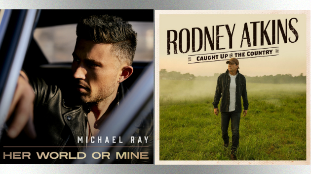 "Michael Ray will be ""Caught Up in the Country"" as he plays Rodney's Atkins' annual CMA Fest show"