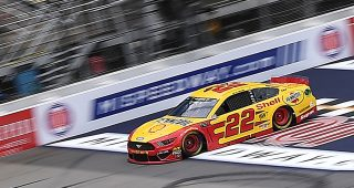 Logano Masters Michigan