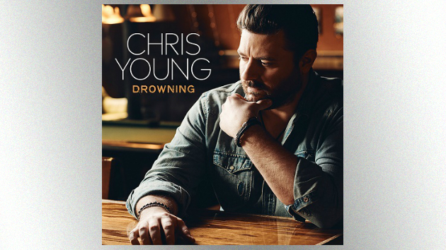 """Chris Young is """"Drowning"""" in his emotional tribute to his friend"""