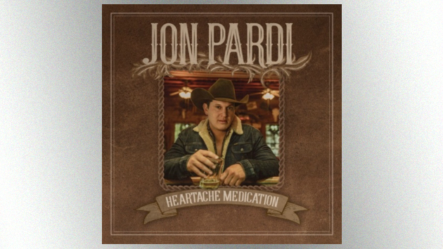 """Jon Pardi's """"Heartache Medication"""" is working: He's selling out and adding shows"""