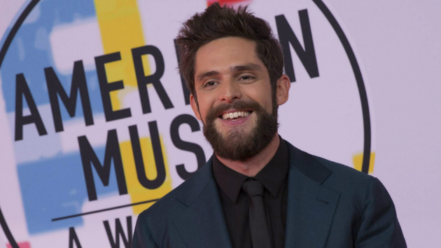 "For Thomas Rhett, losing sleep and becoming more patient are the big ""Life Changes"" now that he's a dad"