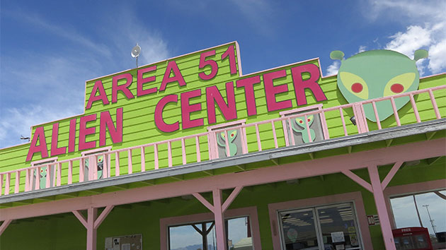 College student floats idea of 'Area 51' festival after joke invitation catches fire on Facebook