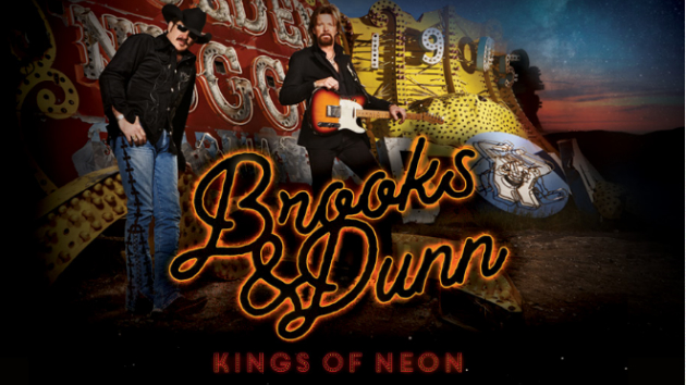 """Play Something Country"" and get a free trip to see Brooks & Dunn in Las Vegas"