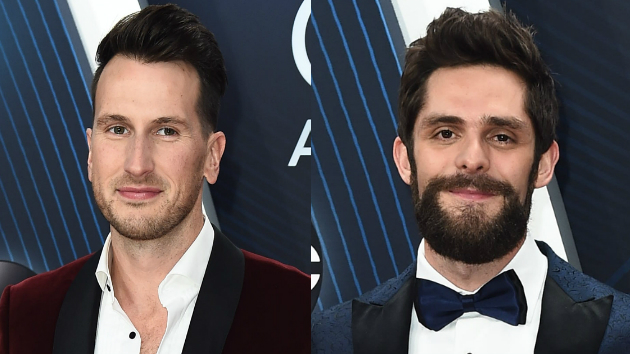 "Russell Dickerson loves ""Every Little Thing"" about being on the Very Hot Summer Tour with BFF Thomas Rhett"