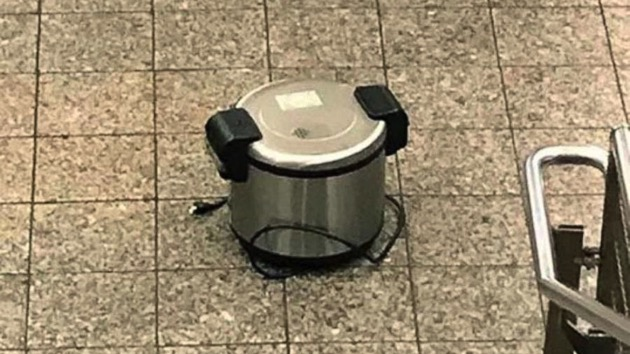 Suspect charged with placing false bombs in New York City subway pressure cooker scare: Police