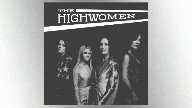 The Highwomen arrive at the top of 'Billboard''s country album chart