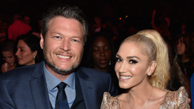 In 'Shape' cover story, Gwen Stefani says relationship with Blake Shelton helped her heal