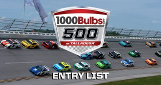 1000Bulbs.com Entry List