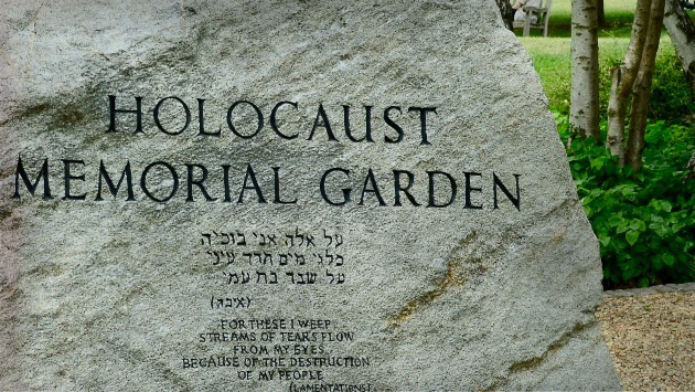 Anti-Semitic materials found at Holocaust memorial on eve of holiest day in Judaism