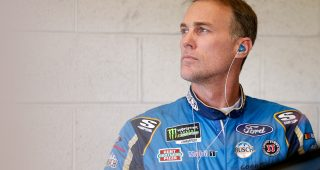 Harvick: 'It's Been a Grind and a Battle'