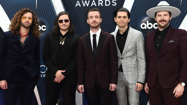 """What I See"" is LANCO at Gillette, playing for the Patriots vs. the Cowboys"