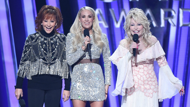 The women of country win the night as the CMA Awards finish on top
