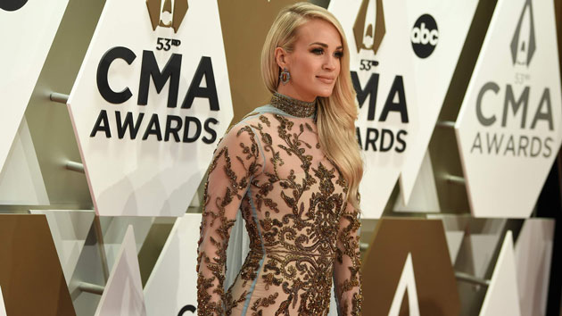 Carrie Underwood's son thinks she's a 70-year-old, professional laundry-washer in hilarious new post