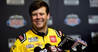 Jones: 'No intention' to Leave JGR