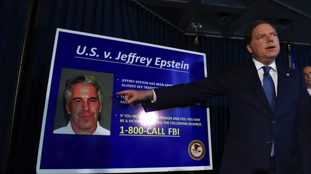 EXCLUSIVE: Florida feds knew of New York victim in Epstein indictment 11 years earlier