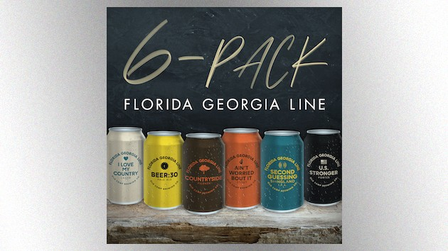 Florida Georgia Line pops the top on their new '6-Pack EP' this weekend