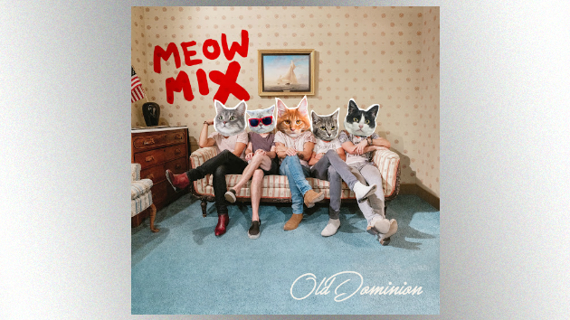 """Old Dominion isn't """"kitten"""" you: The """"Meow Mix"""" version of their album is completely """"fur"""" real"""