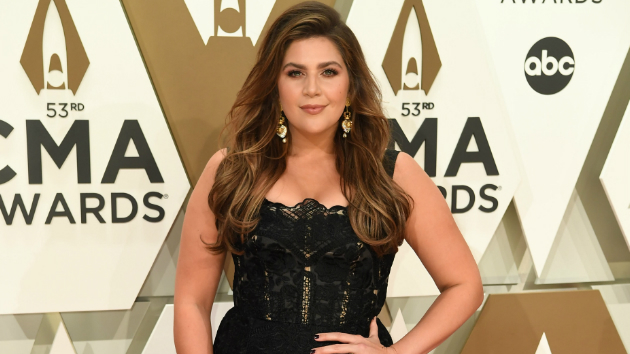 "Lady A's Hillary Scott is finding ""peace"" and a ""reset"" for ""mind and heart"" in TR's ""Be a Light"""