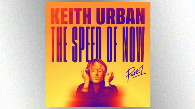 "Keith Urban's feeling just like the rest of us: 'The Speed of Now' is ""sort of in between"""