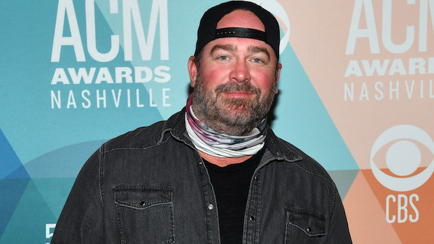 "Lee Brice isn't sure exactly how many ACM trophies he's got, but winning is always ""something to be proud of"""