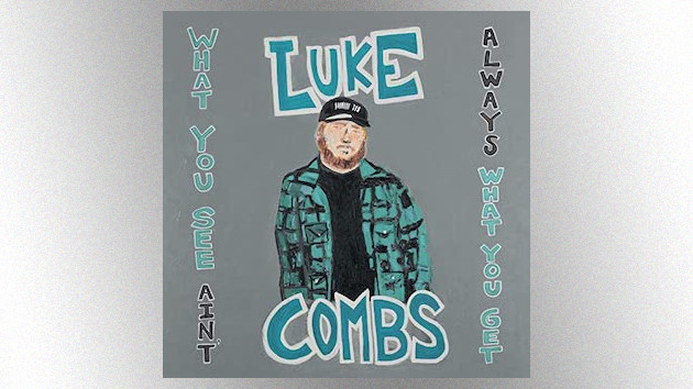 "Luke Combs drops the curtain on new track titles, shares ""Without You"" with featured guest Amanda Shires"