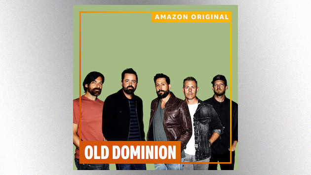 "Old Dominion makes the case for love and mutual support with Amazon Original ""Lean on Me"" cover"