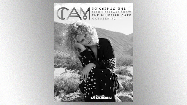 Cam plans an intimate 'The Otherside' album release show from an iconic Music City stage