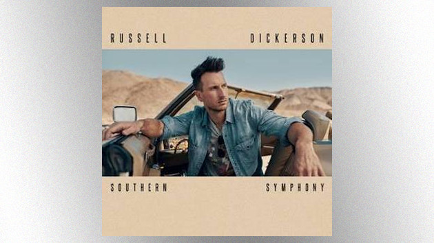"""Russell Dickerson readies a 'Southern Symphony' that he hopes will """"Never Get Old"""""""