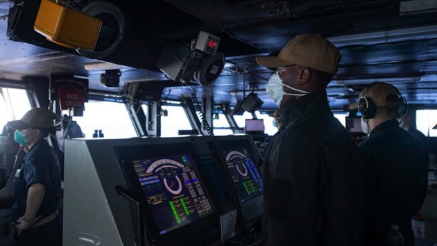 Two USS Theodore Roosevelt sailors test positive for COVID 19
