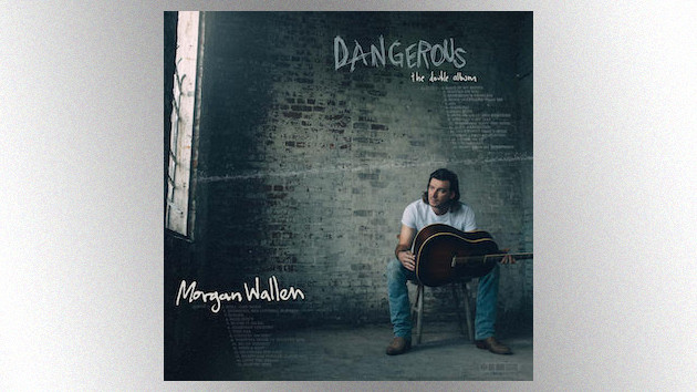 """As promised,"" Morgan Wallen drops three new 'Dangerous' songs, including the personal ""Livin' the Dream"""