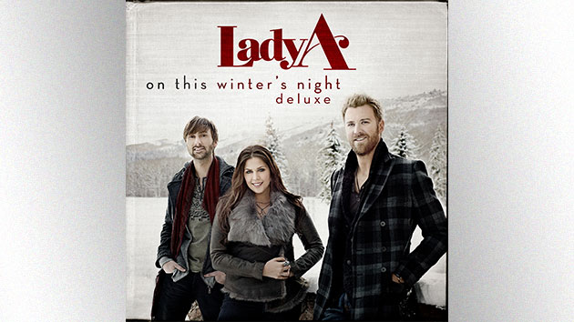 "Lady A opted for songs that were ""different and unique"" on deluxe holiday album"