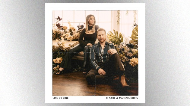 "Maren Morris joins JP Saxe for dreamy collaboration, ""Line by Line"""