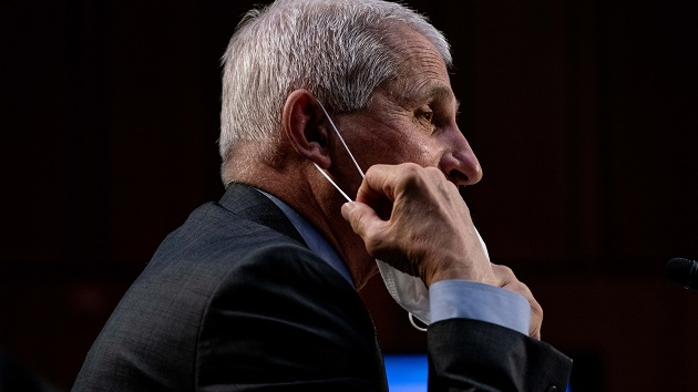 Fauci warns possible 4th surge in COVID-19 cases could undermine progress