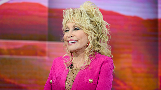 A taste of her own medicine: Dolly Parton gets COVID-19 vaccine
