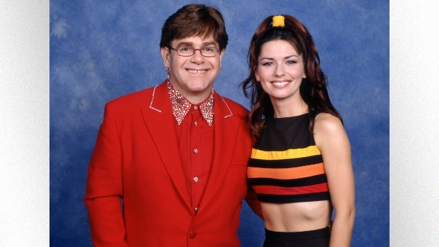 """Shania Twain says her Elton John collab is among her """"favorite things I've ever done"""""""
