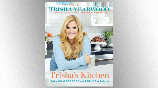 Trisha Yearwood unveils Williams-Sonoma collection inspired by her late mother