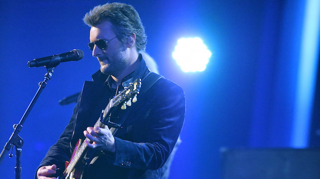 """Eric Church previews """"Kiss Her Goodbye,"""" from his fan club-exclusive album '&'"""