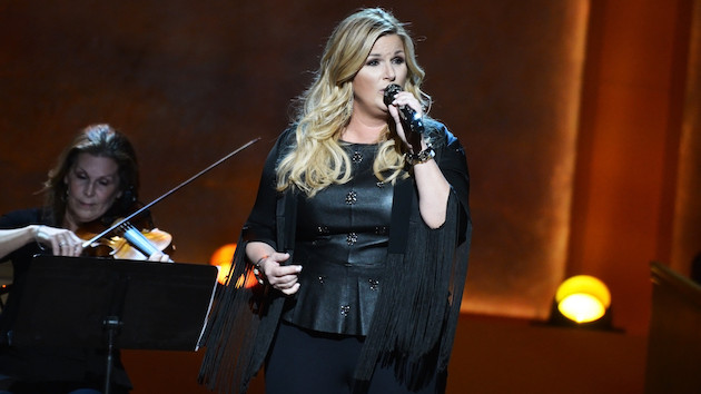 """Trisha Yearwood admits it can be tough to age gracefully in the public eye: """"I think about it a lot"""""""